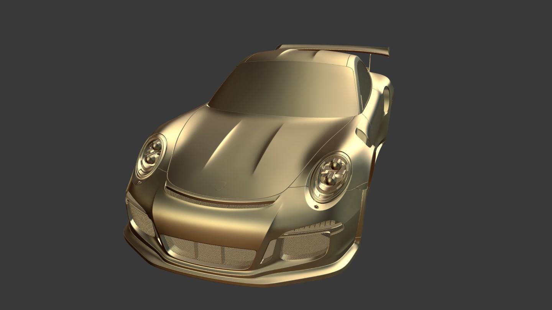 2016 Porsche 911 GT3 RS | WIP