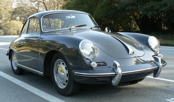 2016 CRC - 1965 Porsche 356C