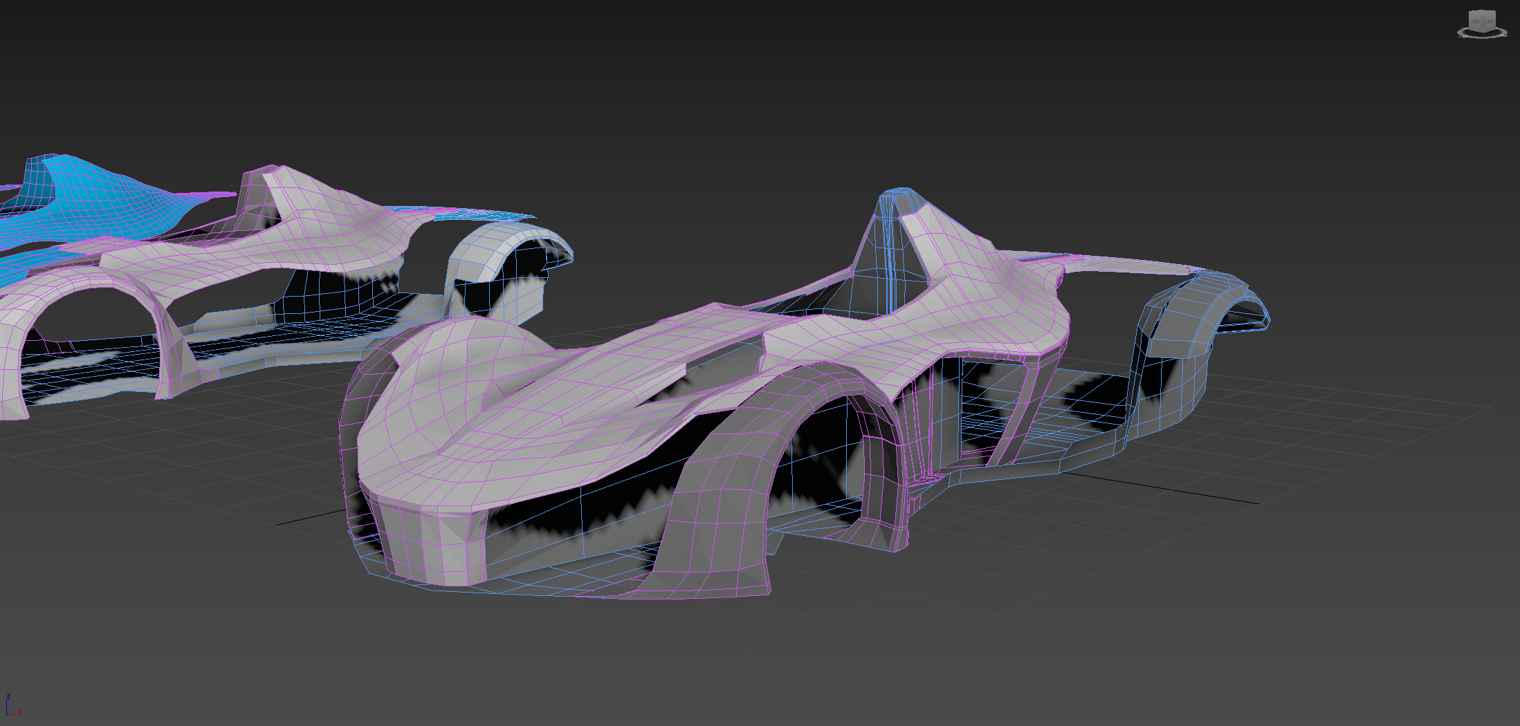 Bac Mono - Humster3D Car Comp 2016
