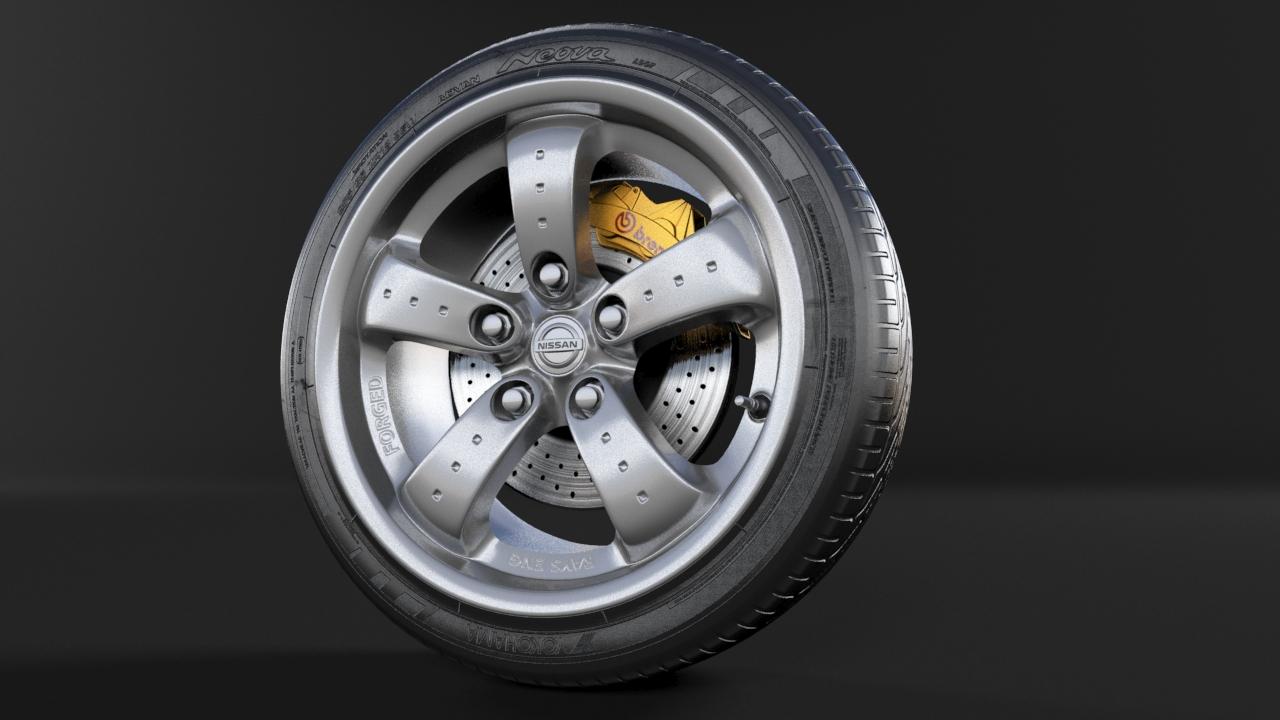 Car Render Challenge 2016 - Formula D Championship