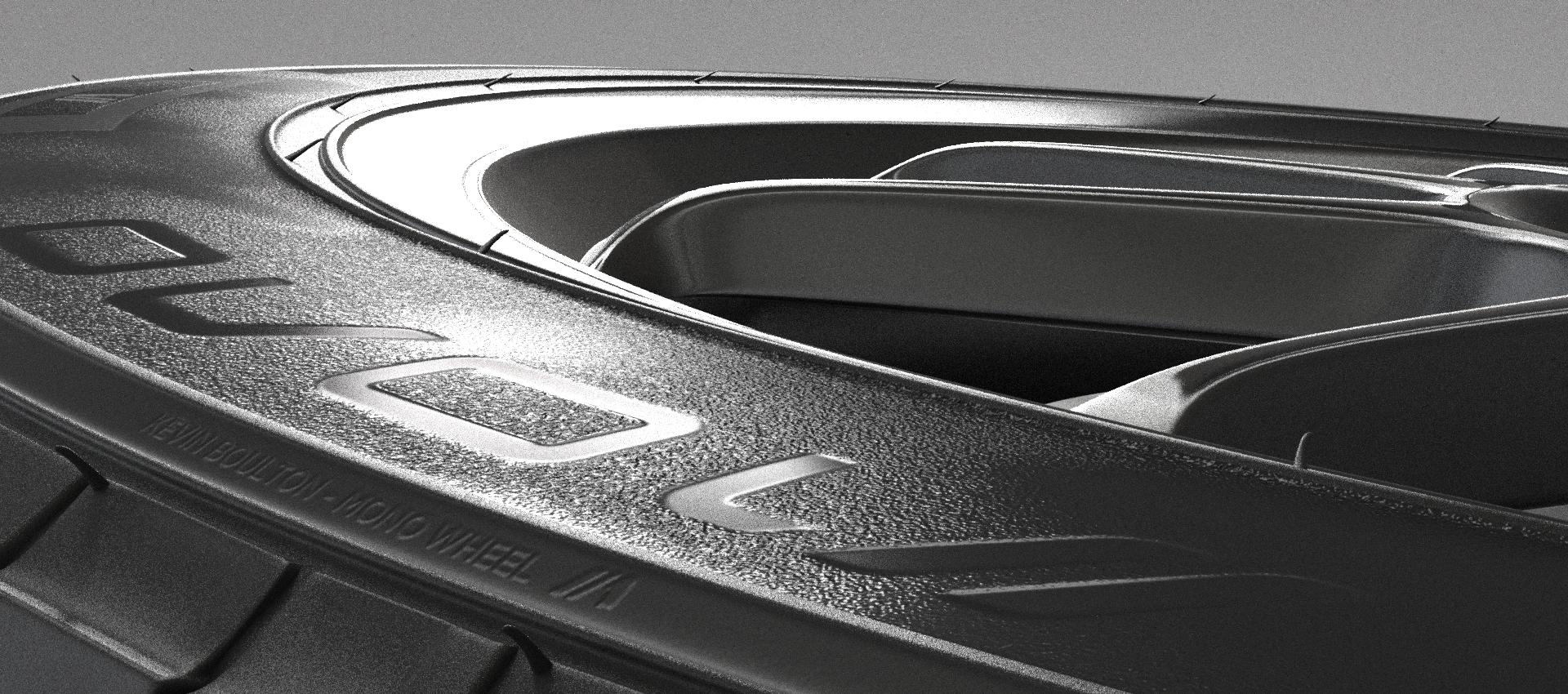Bac Mono - Humster3D Car Comp 2016