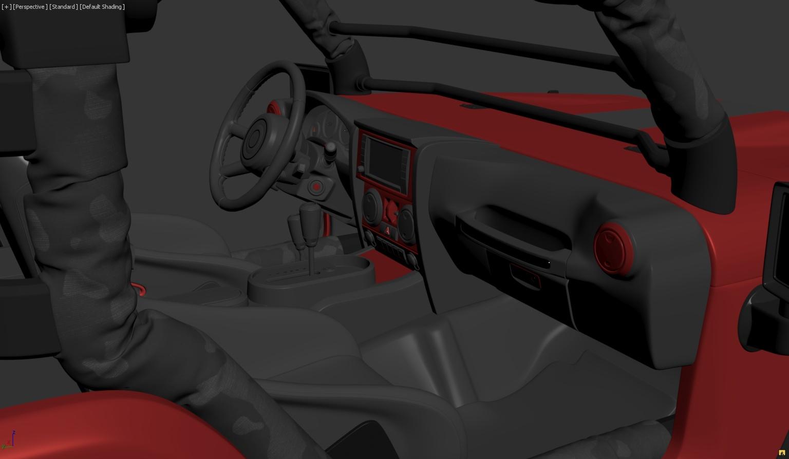 Jeep Shortcut - special edition
