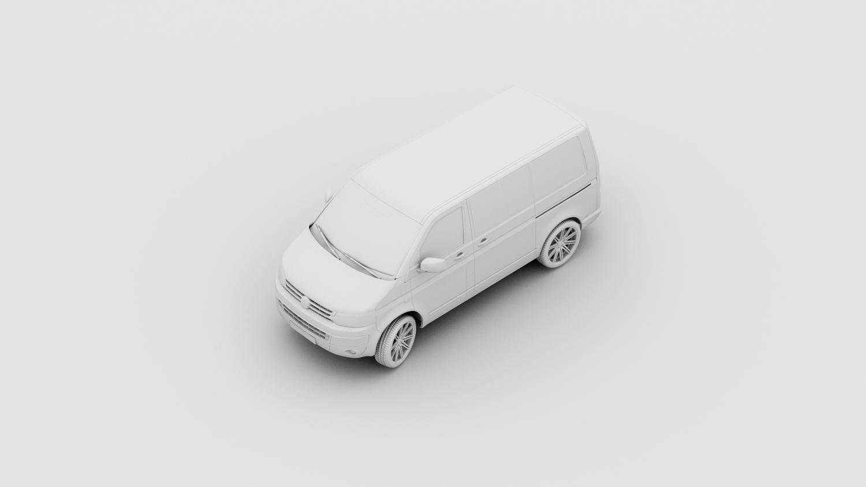 CAR CHALLENGE 2016 VW T6