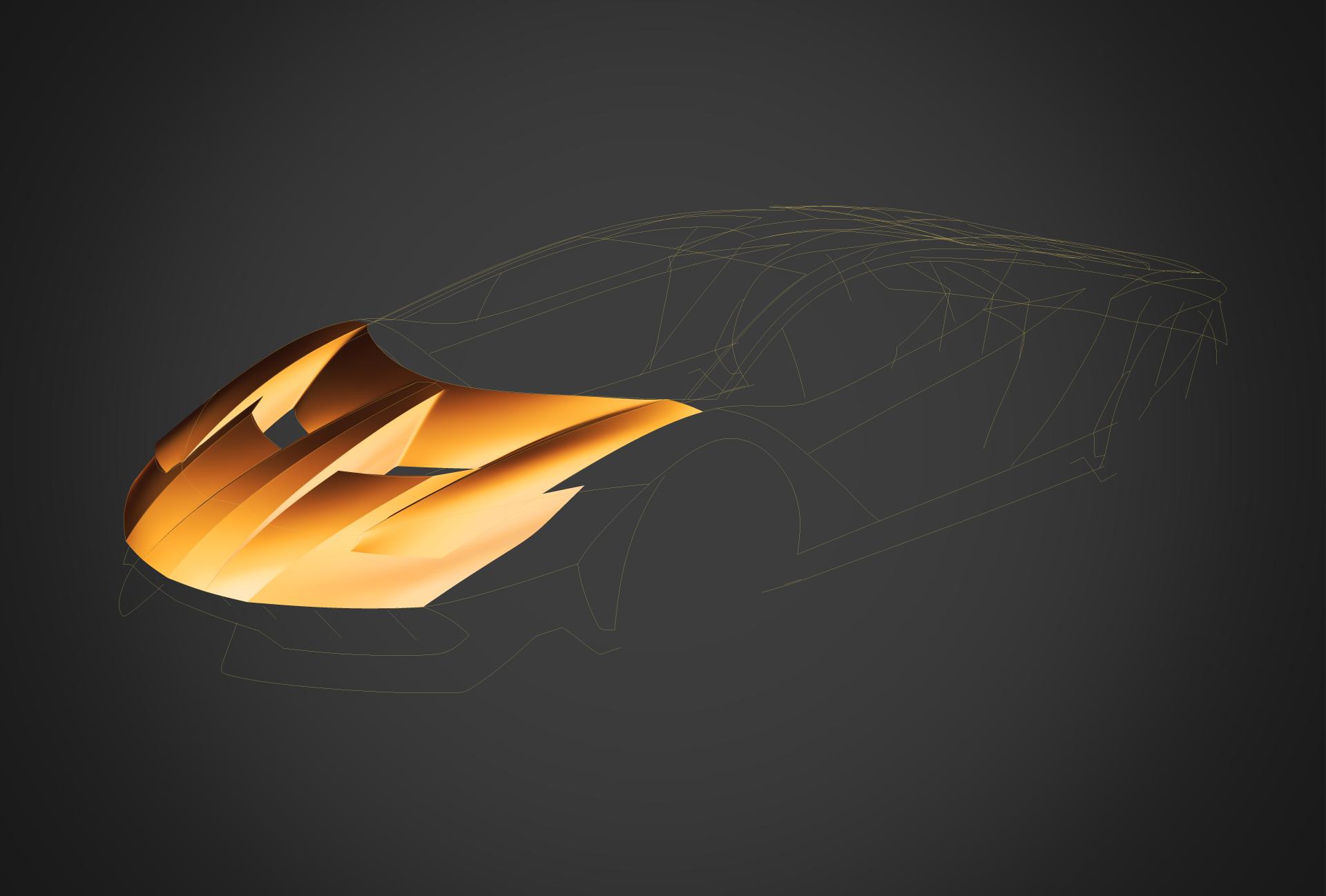 Lamborghini Centenario Lp 770 4 Car Render Challenge 2016 Wip