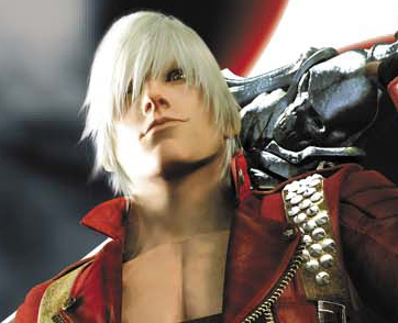 Video Game Superstar Challenge - Dante (from Devil May Cry 3)