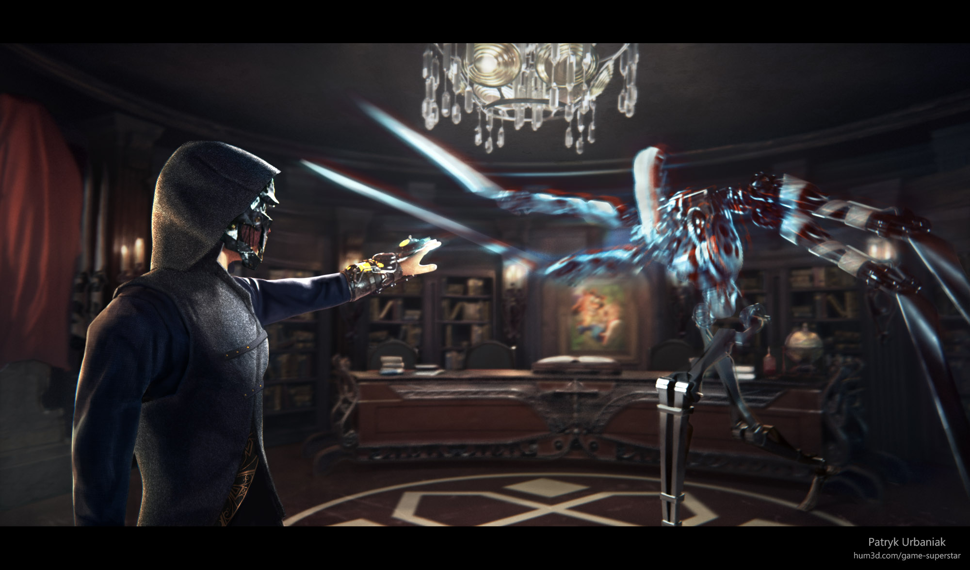 Video Game Superstar Challenge - Dishonored + Singularity