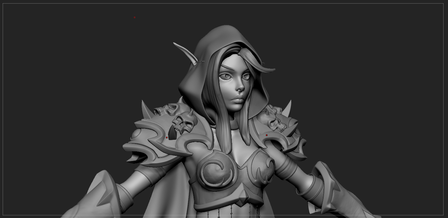 Video Game Superstar Challenge - Sylvanas Windrunner the Queen of the forsaken