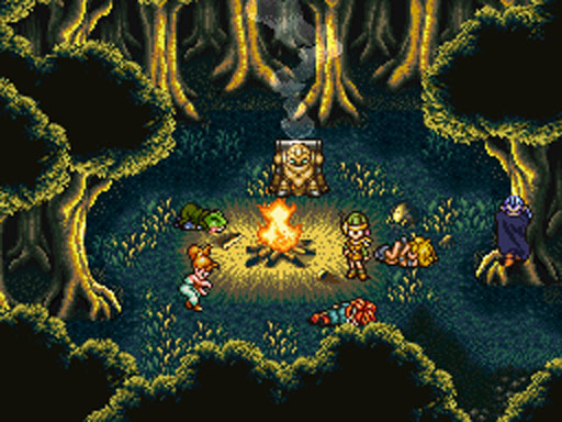 Video game superstar Challenge - Chrono trigger