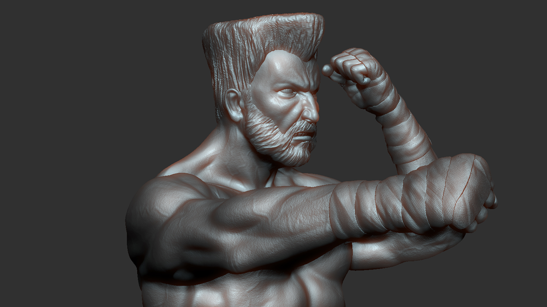 Video Game Superstar Challenge - Guile