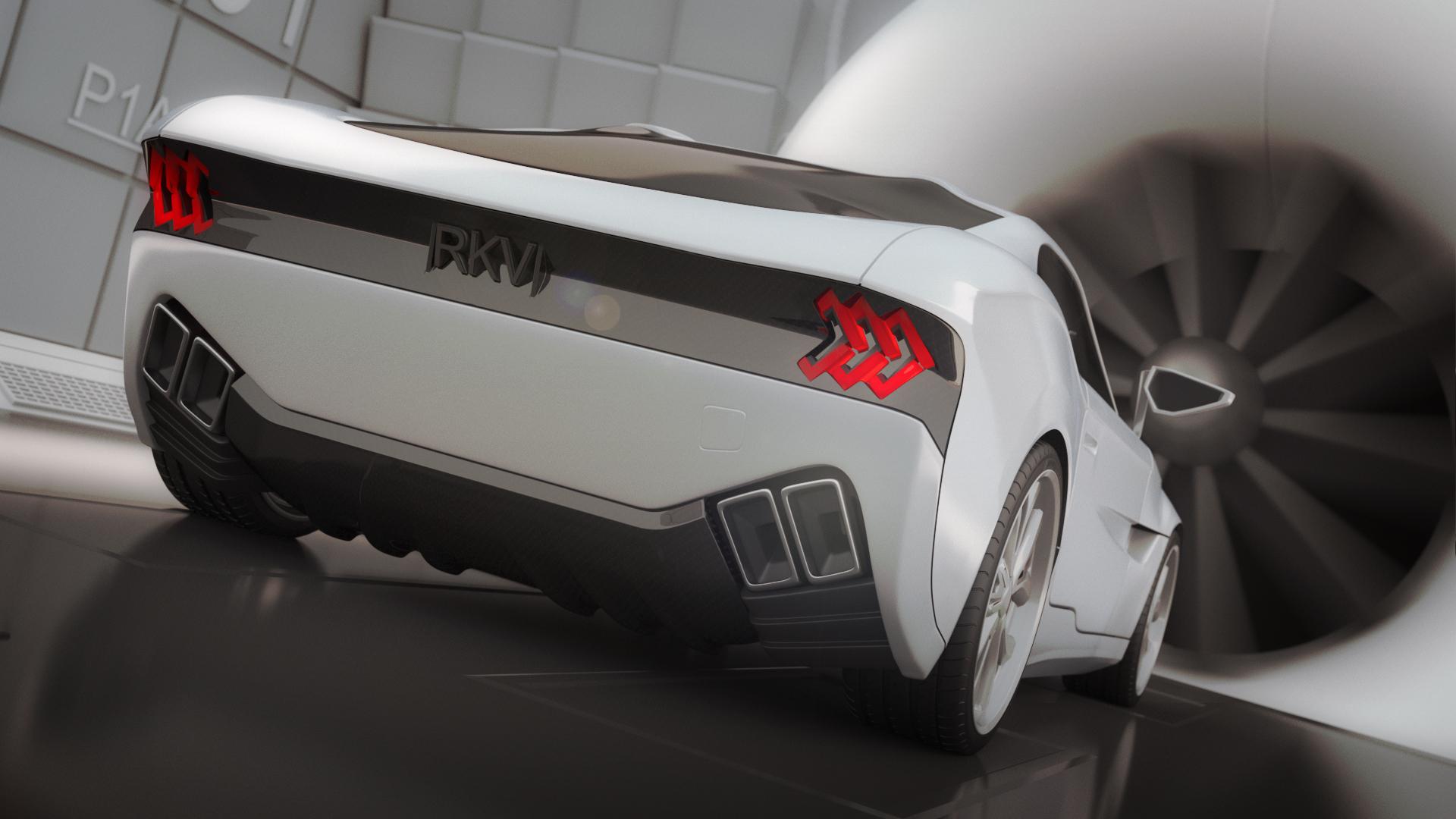 Car Render Challenge 2017 - CC Concept