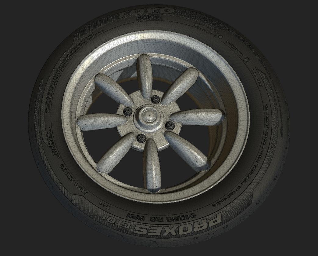 2017 + Nissan + Toyo Tires =