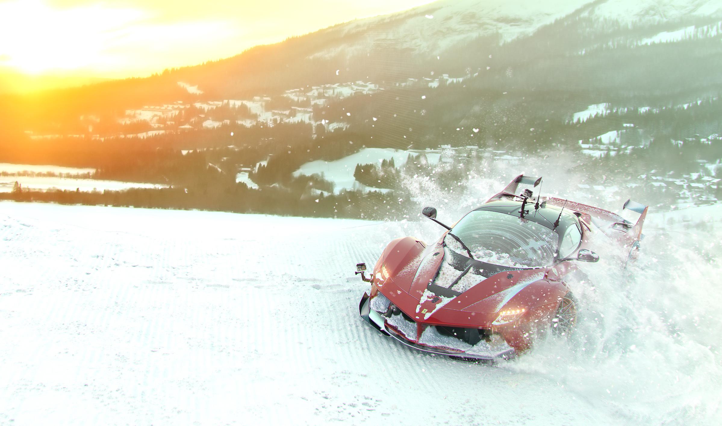 Car Render Challenge 2017 - Ferrari FXX-K