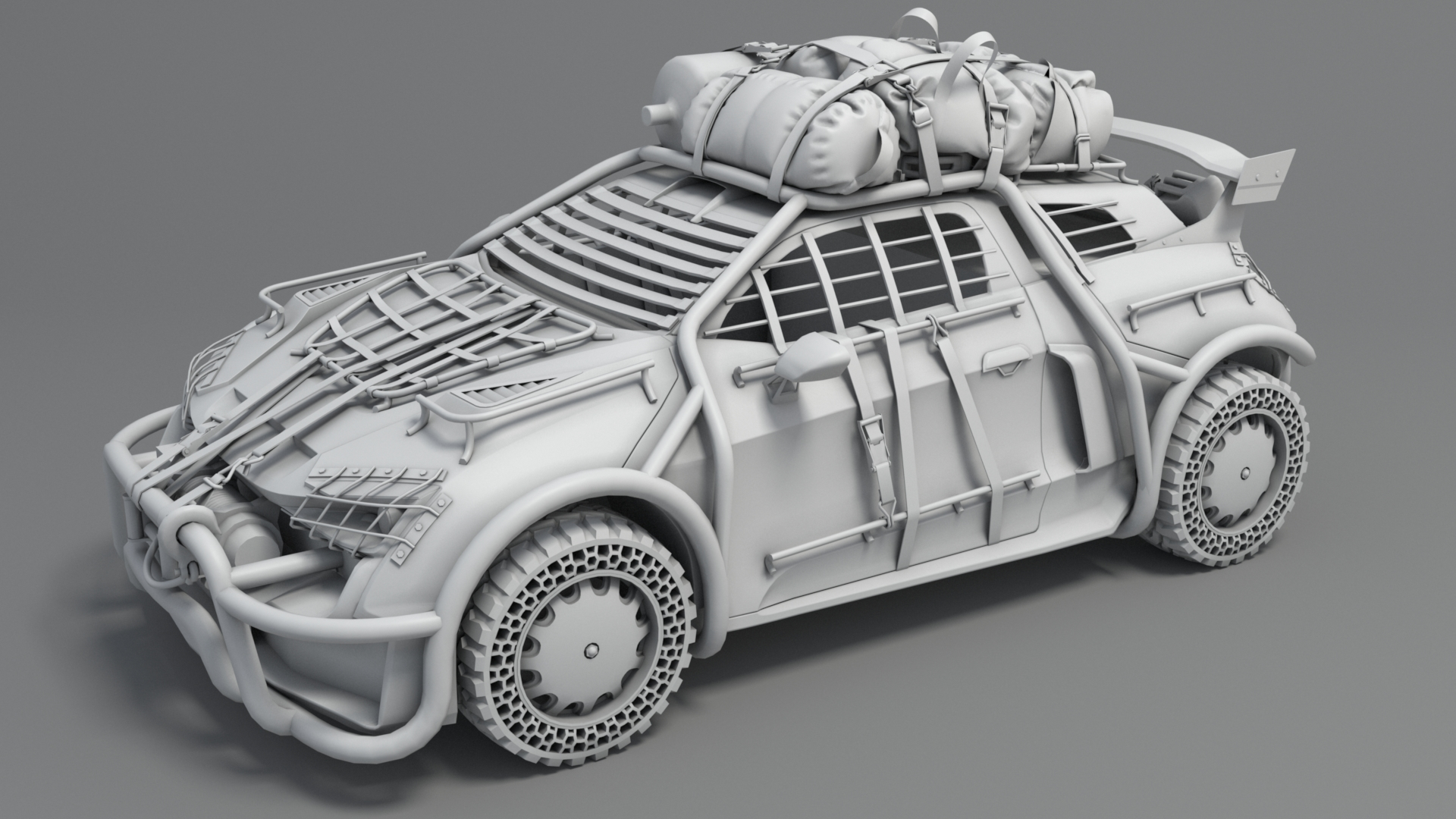 Survival Car 2018 - Stanislav Teslenko
