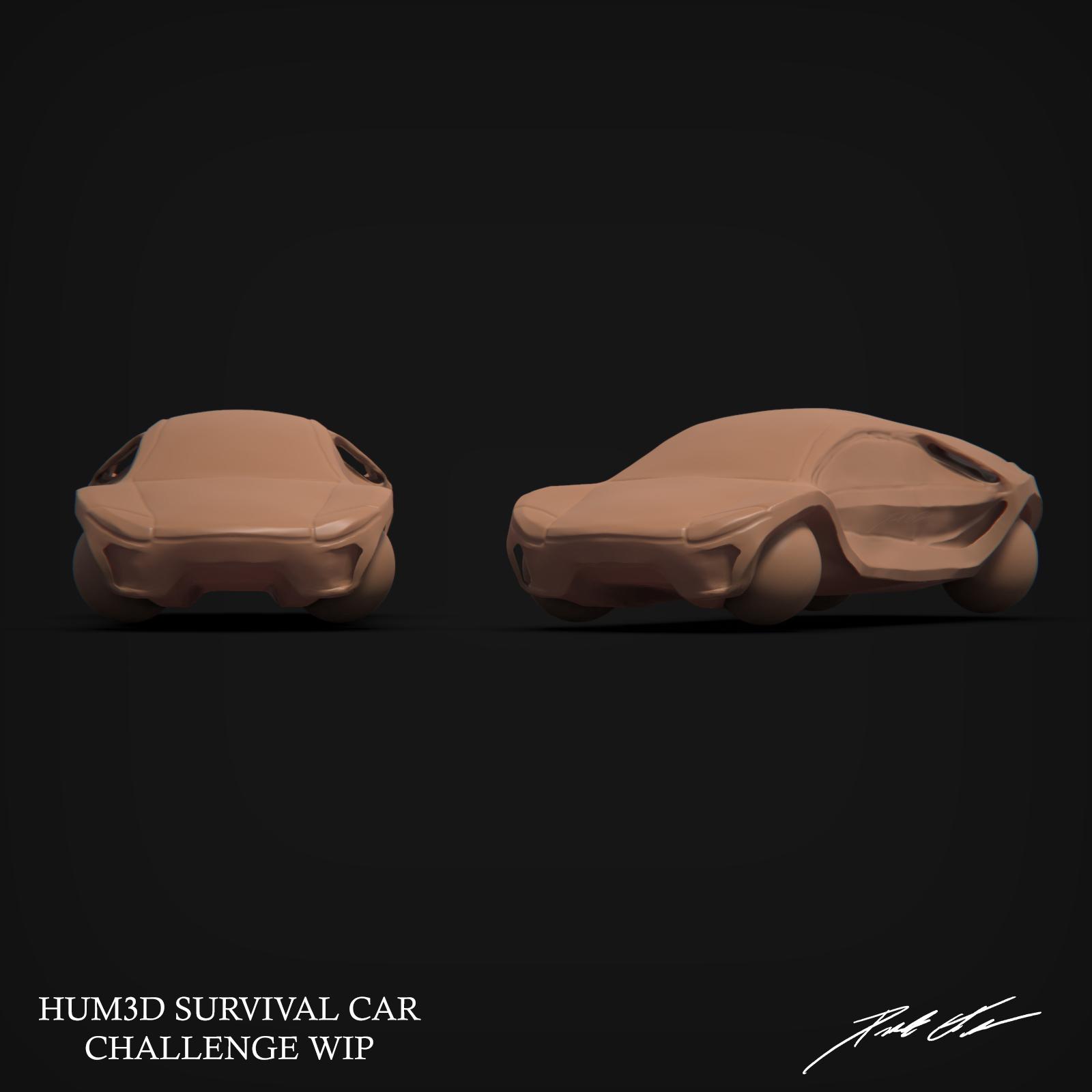 Survival Car Challenge 2018- Daniel Gerstner