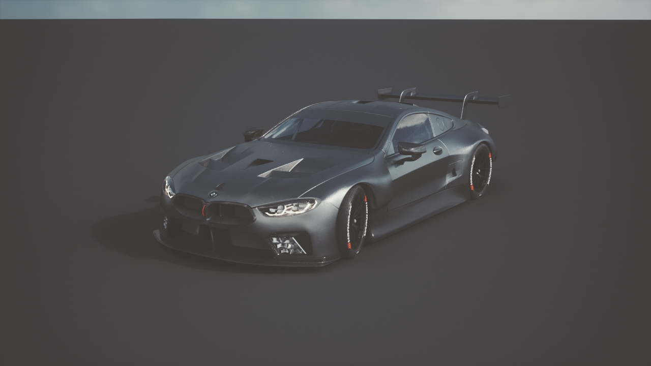 2018 Car Render Challenge - BMW Racing