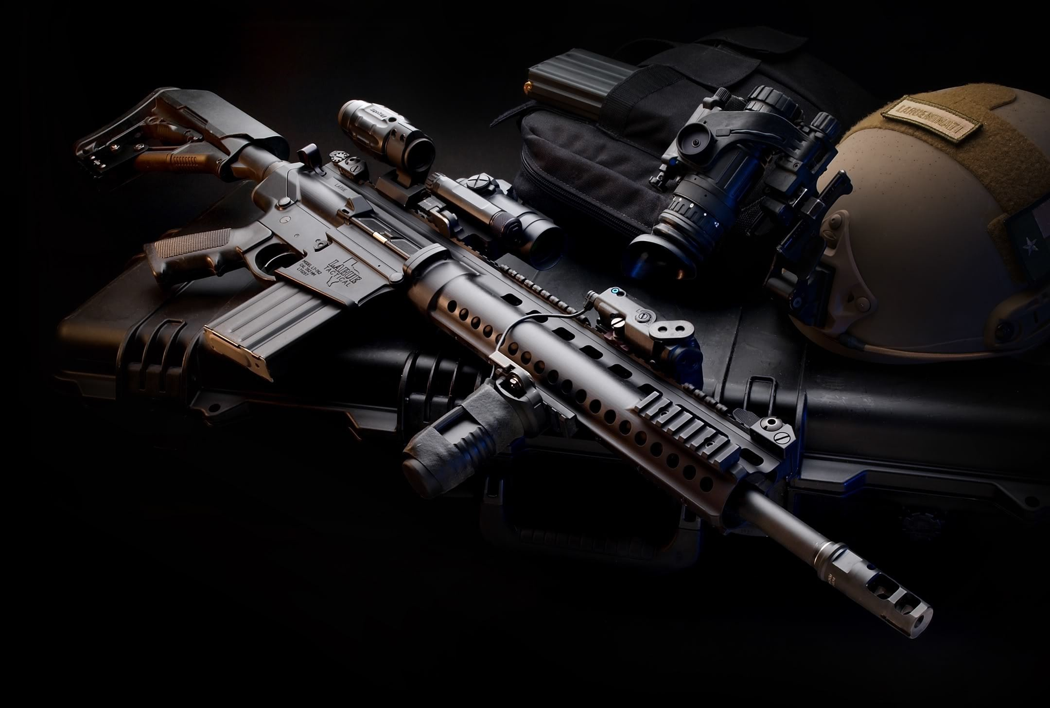 Three D Weapon - M4 Tactical