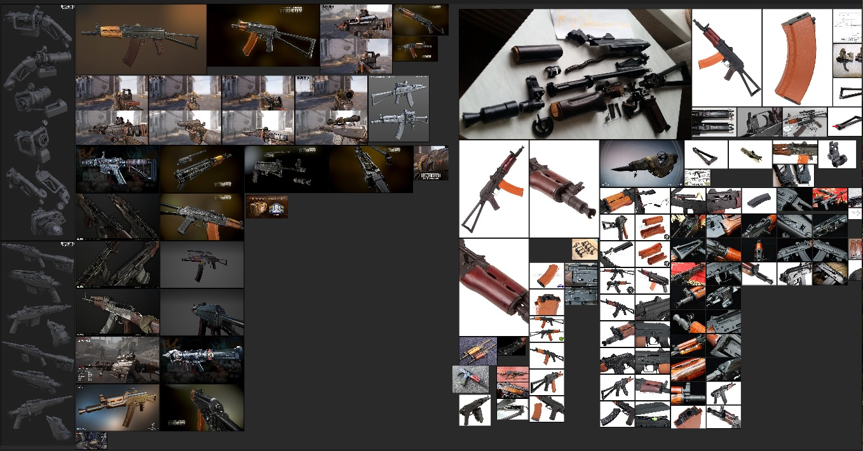Three D Weapon - The Soviet Veteran