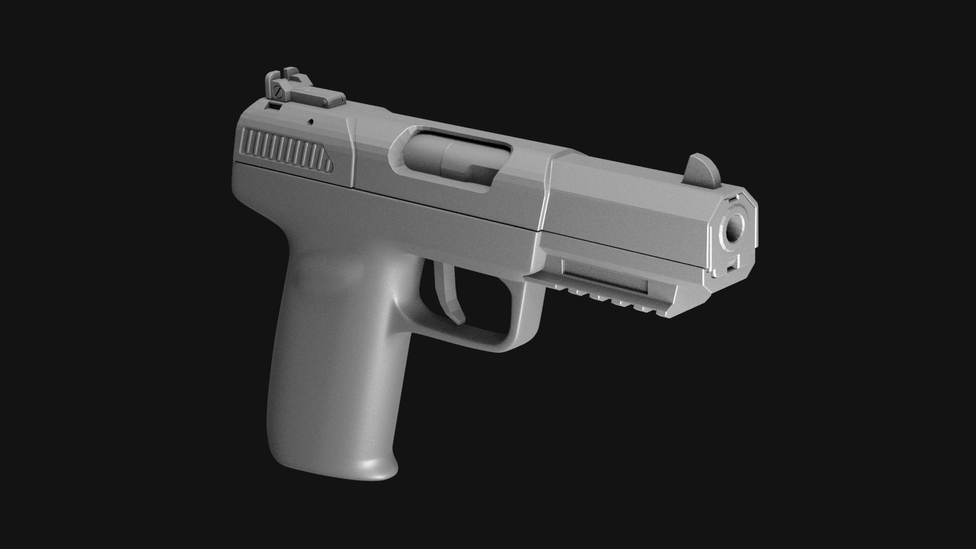 Three D Guns 2 - Five seveN