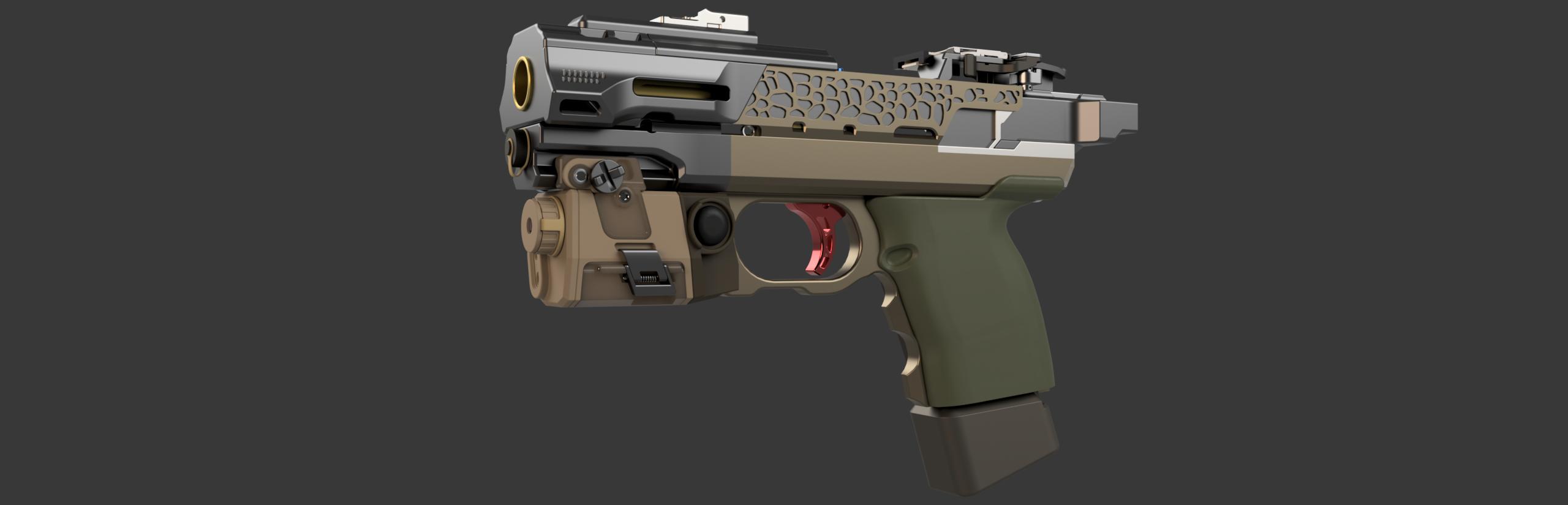 3D Weapon Challenge - 03/31/2019