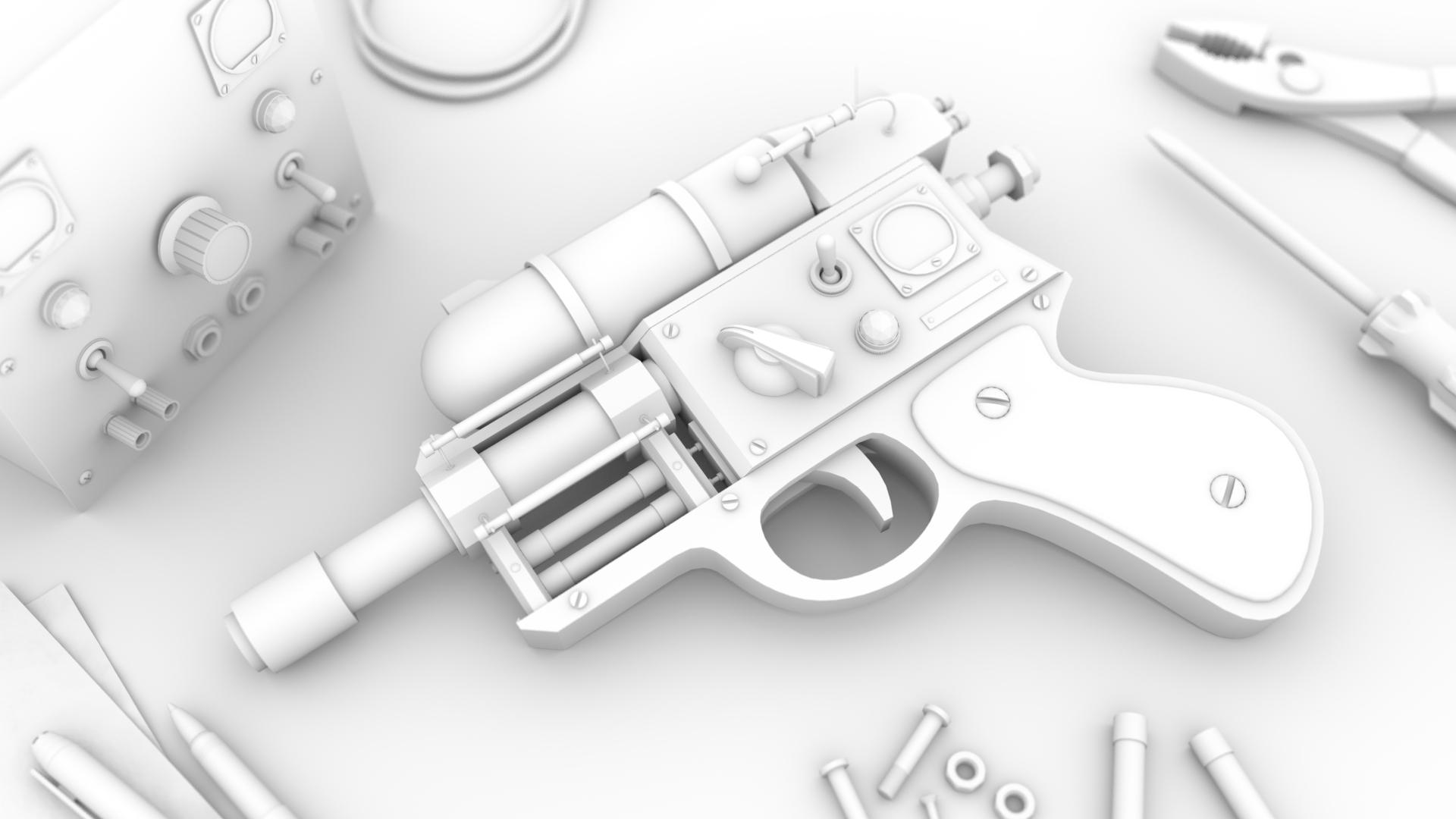 Three D Guns 2 - ZEUS-D145