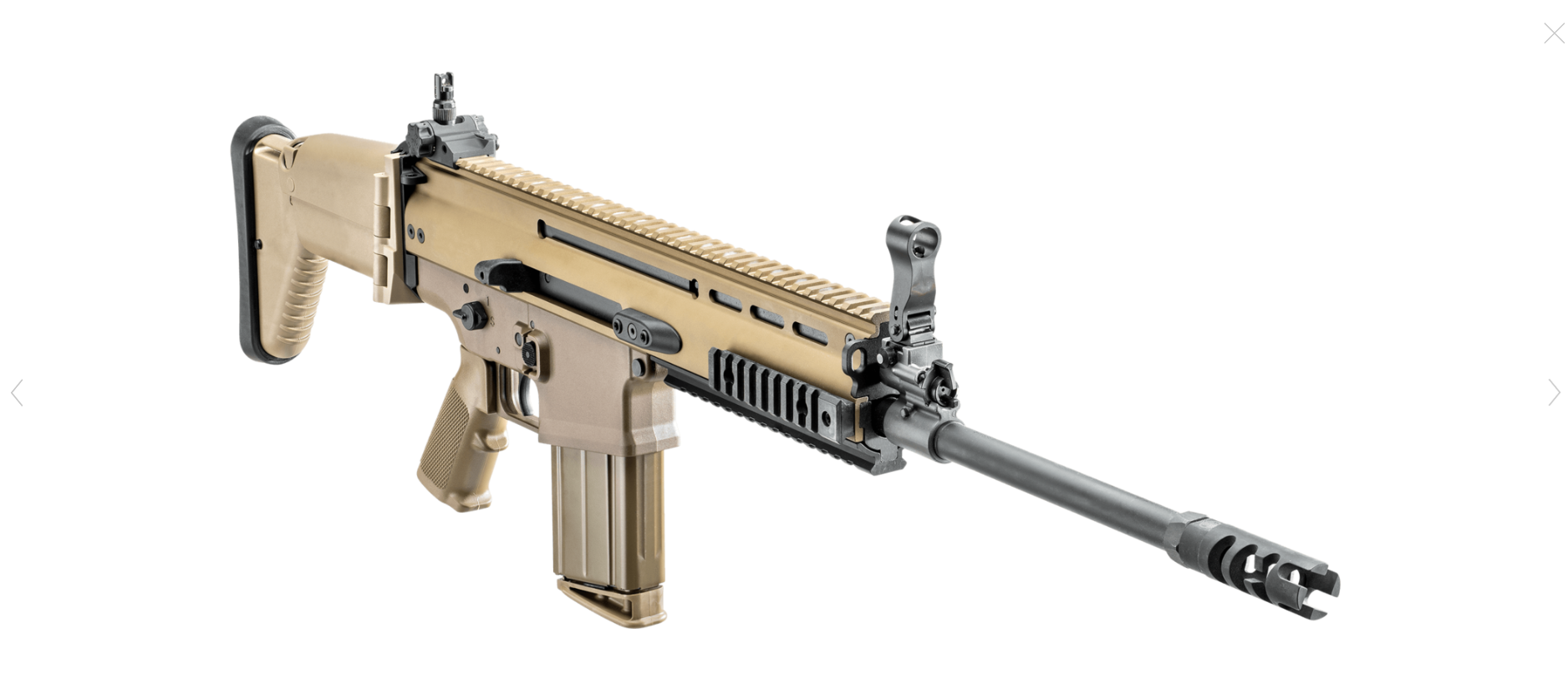 Three D weapons - FN SCAR-H