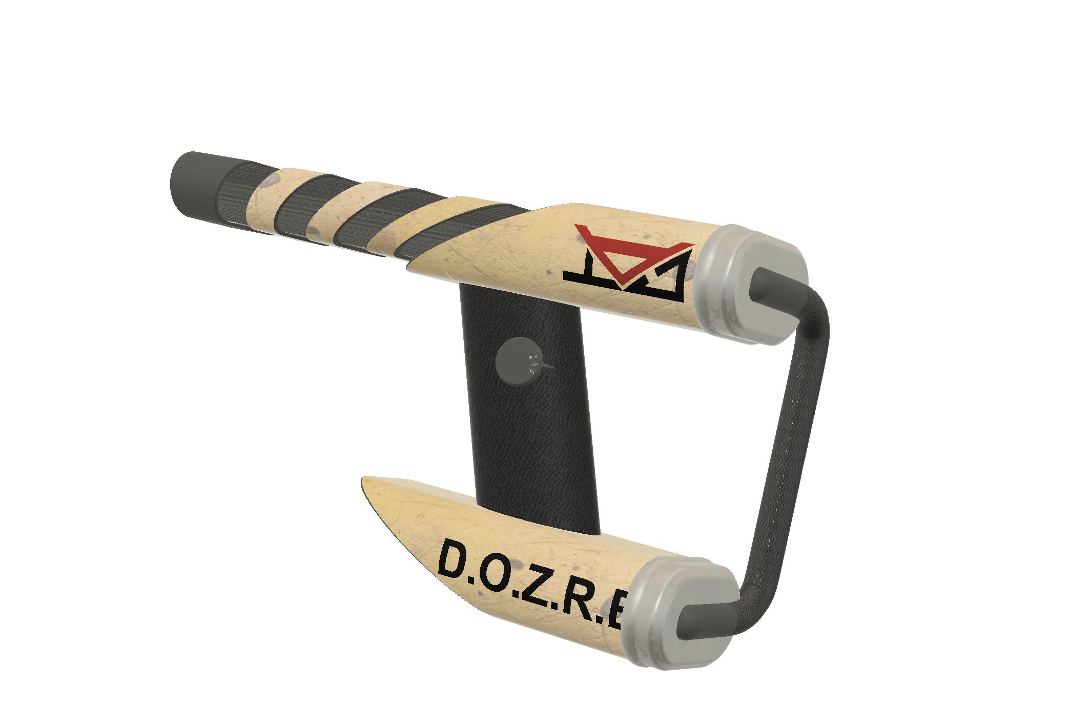 Three D Guns D.O.Z.R.E