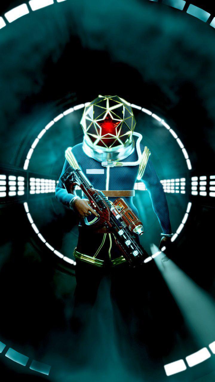Three D Guns 2 - Sci Fi Sniper Rifle