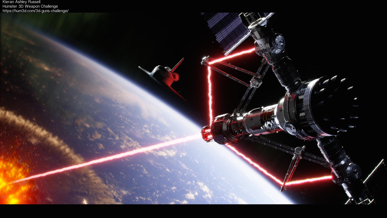 3D Weapon Challenge 2019