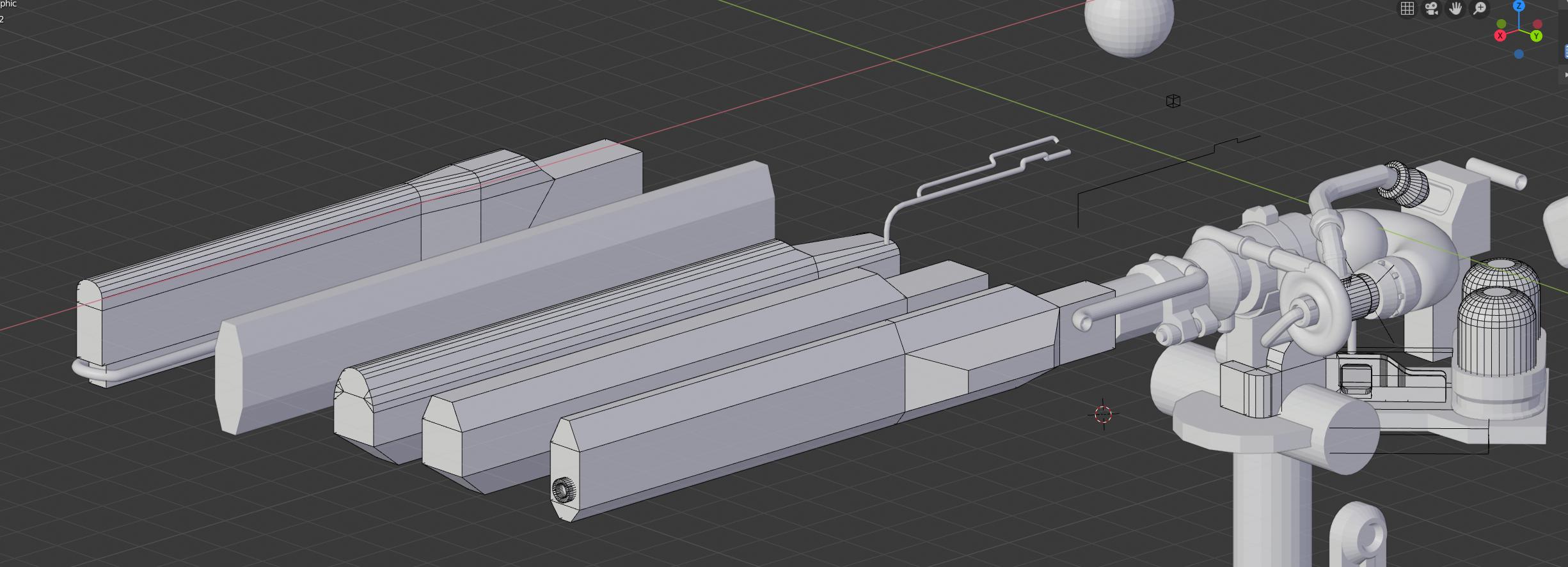 Three D Guns 2 - Challenge - Naval Cannon