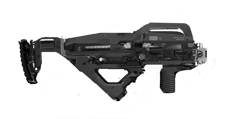 Three D Guns 2 Challenge: Backloader Rifle