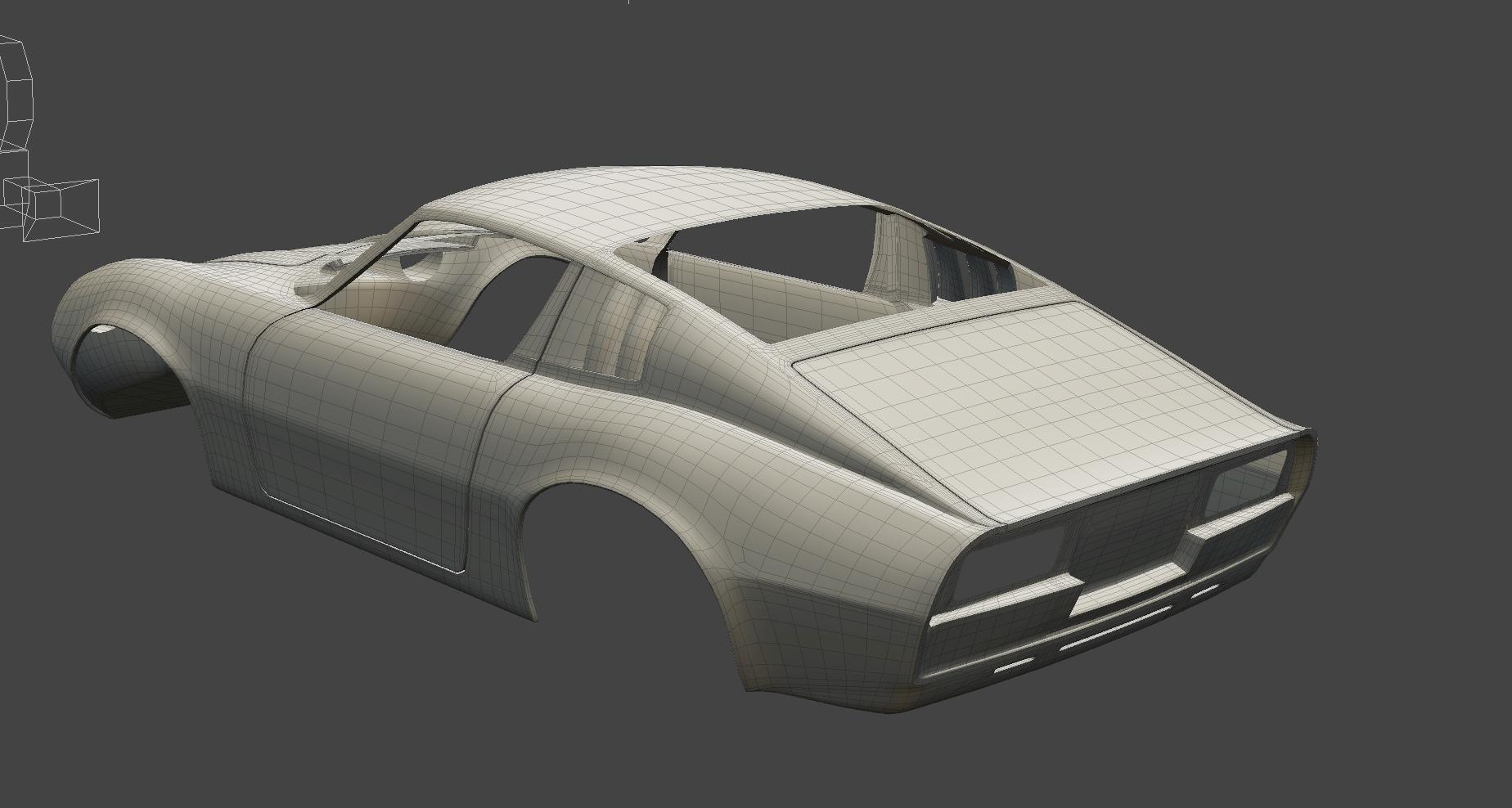 2019 Car Render Challenge - Puma GTE