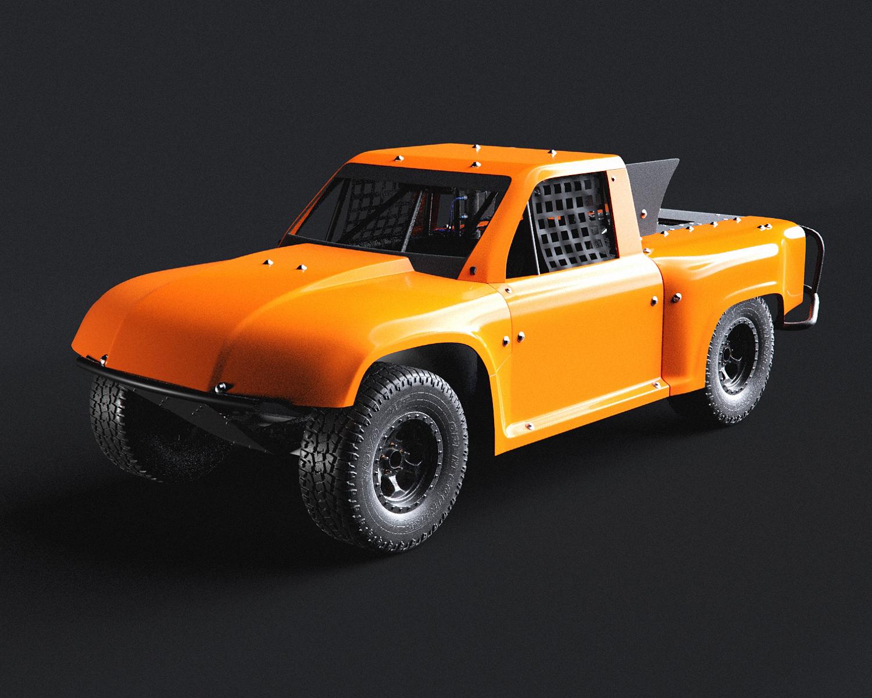2019 car render challenge - SST