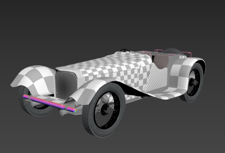 car challenge 2019