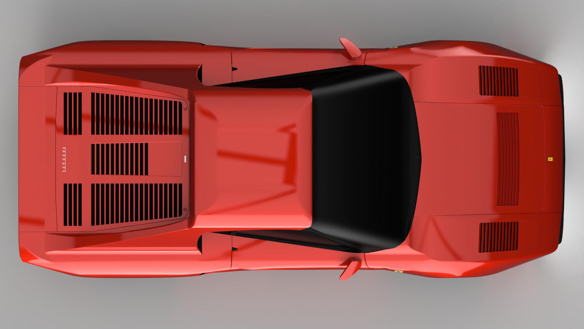 2019 car challenge - Ferrari 288 GTO