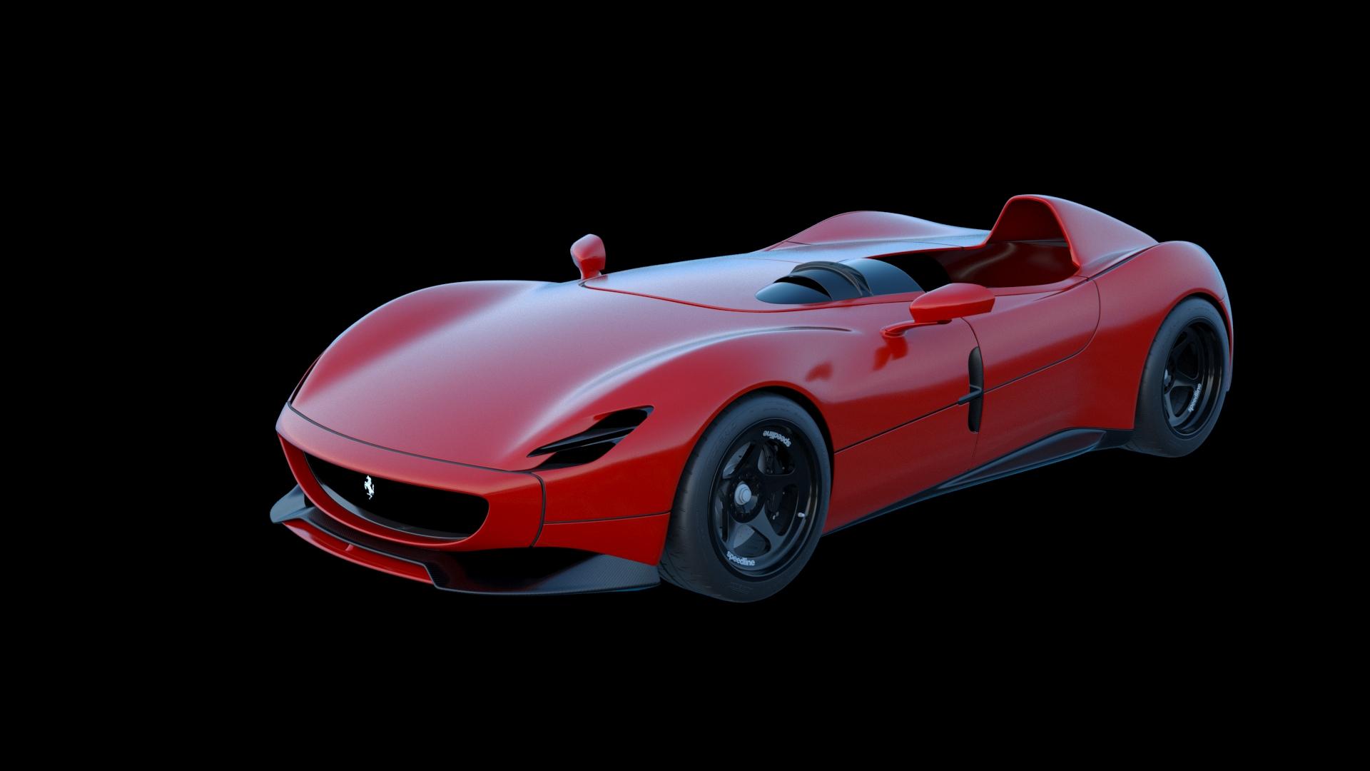 2019 Car Render Challenge - Monza SP
