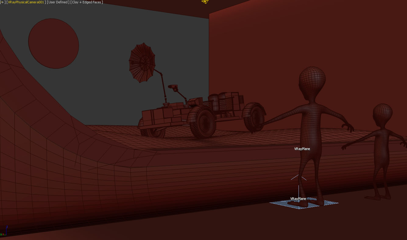 Space Rover 3D Competition - Marsmuseum