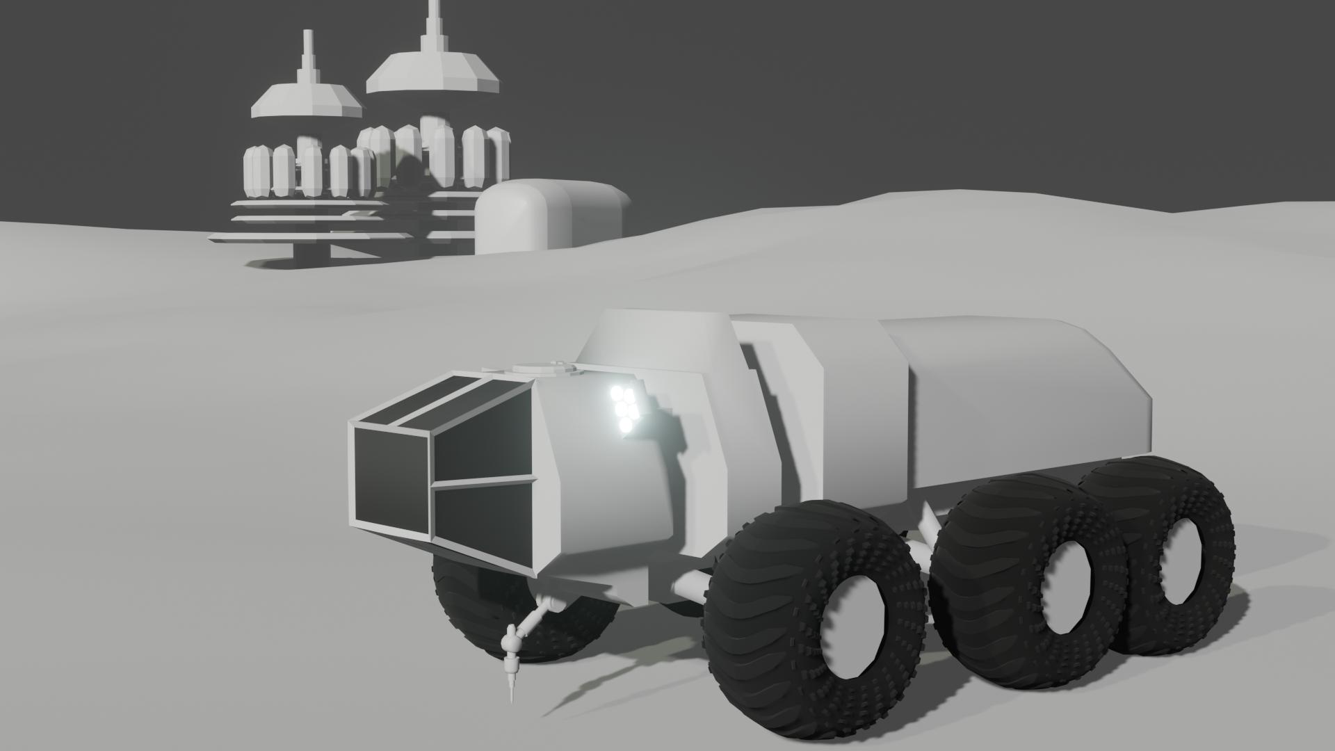 SpaceRover Challenge