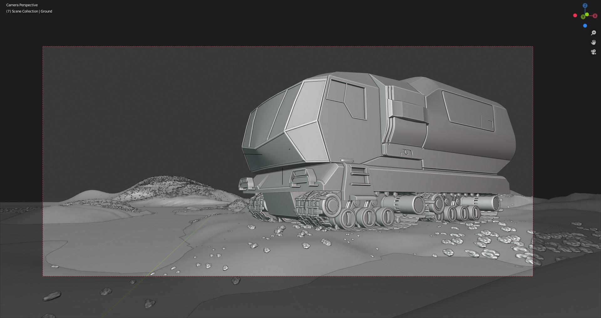Titan Rover