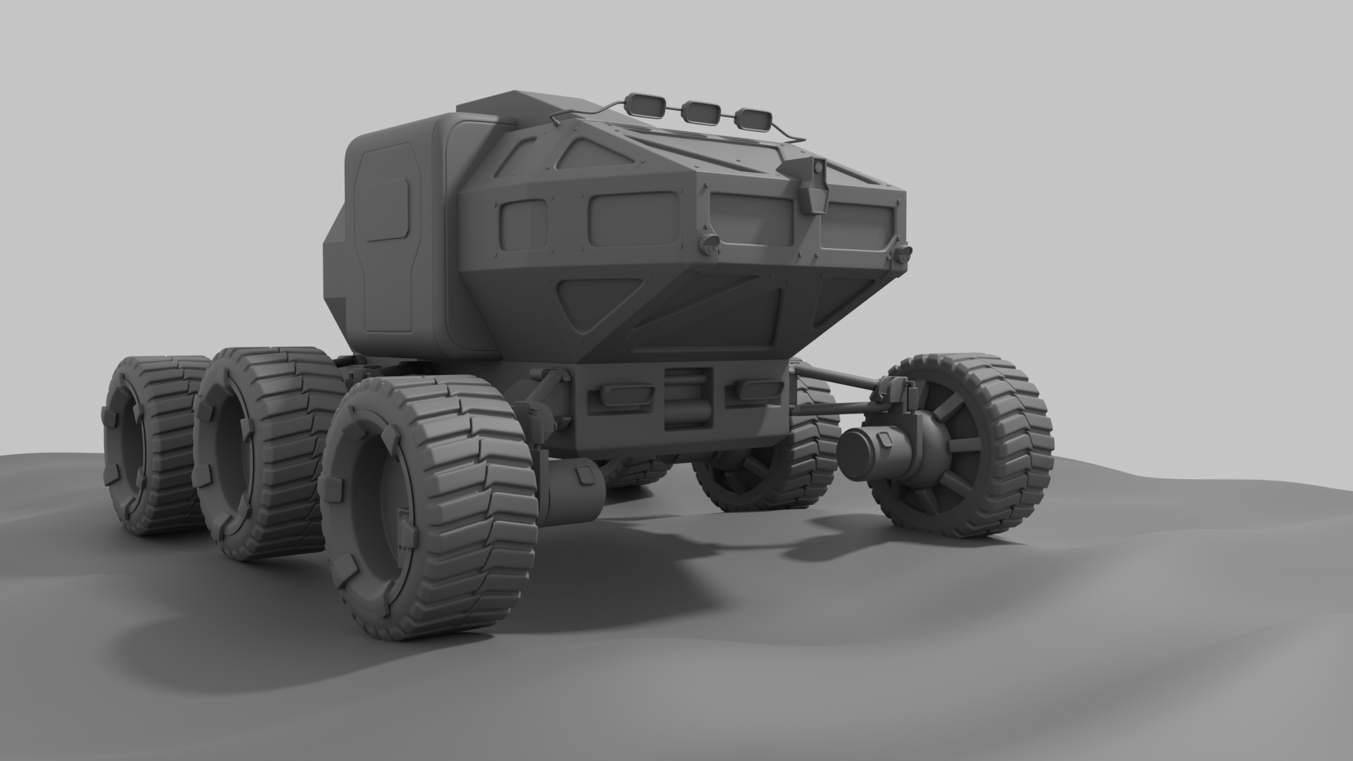 Rover Challenge 2020