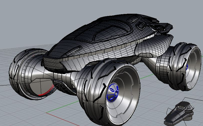 Space Rover 2020 Hum3d - OBOA by madmatt