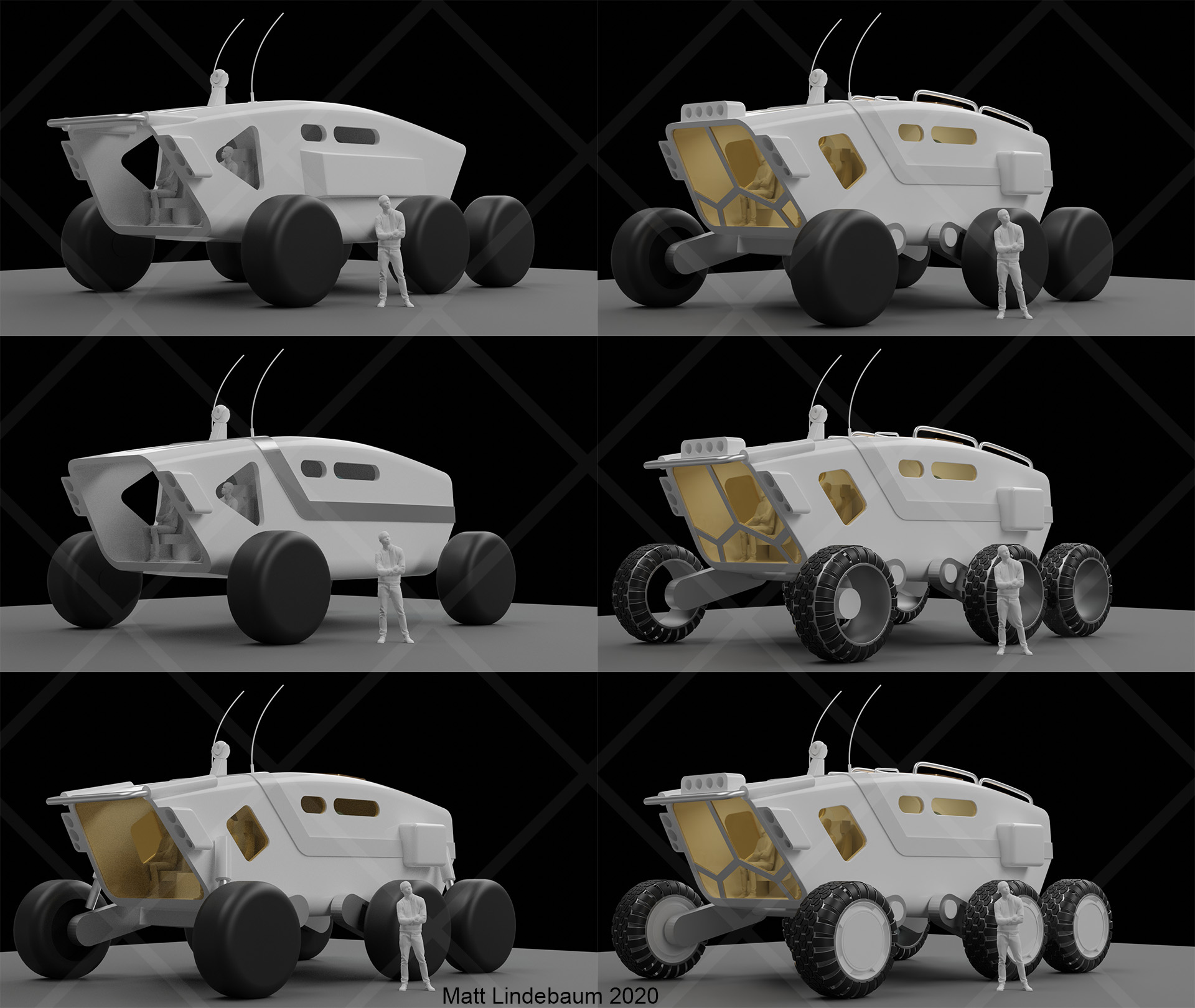Space Rover Challenge 2020