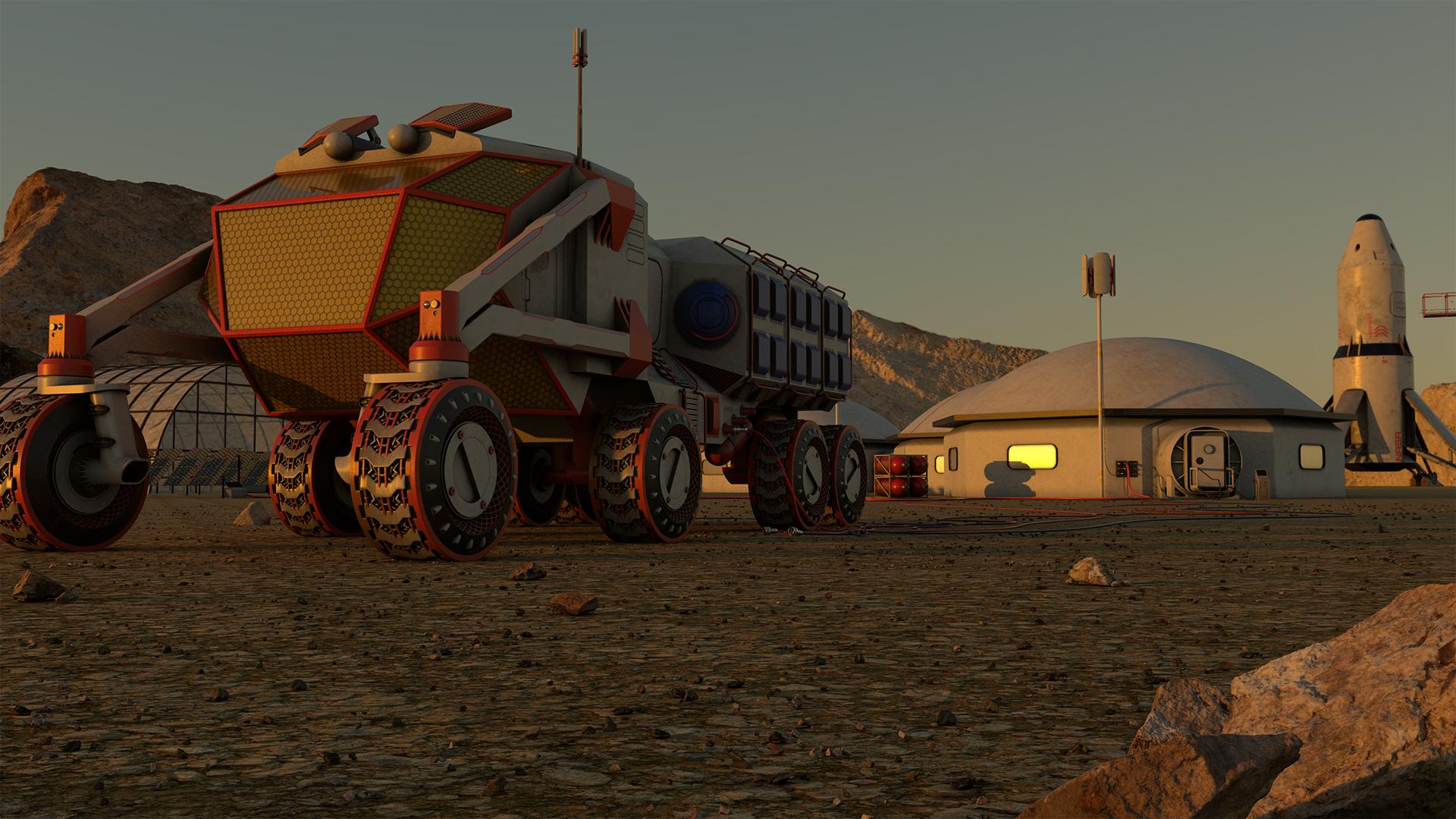 Space Rover Challenge 2020 [Farhan Khan]