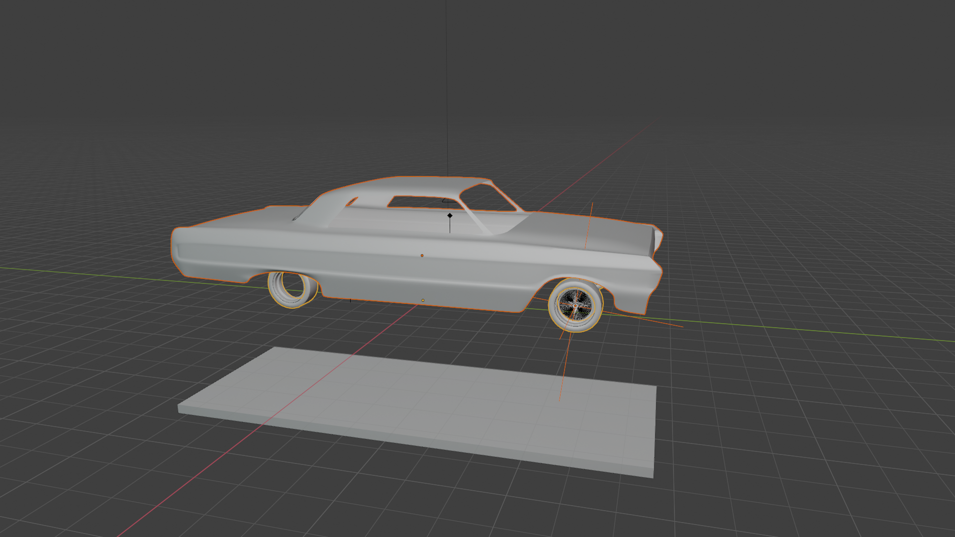 Hum 3D 2020 Car Challenge