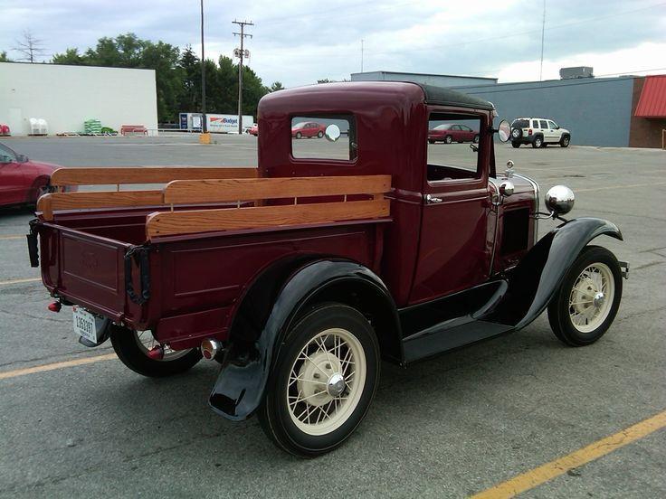 Car Render Challenge : 1930 Ford truck model A
