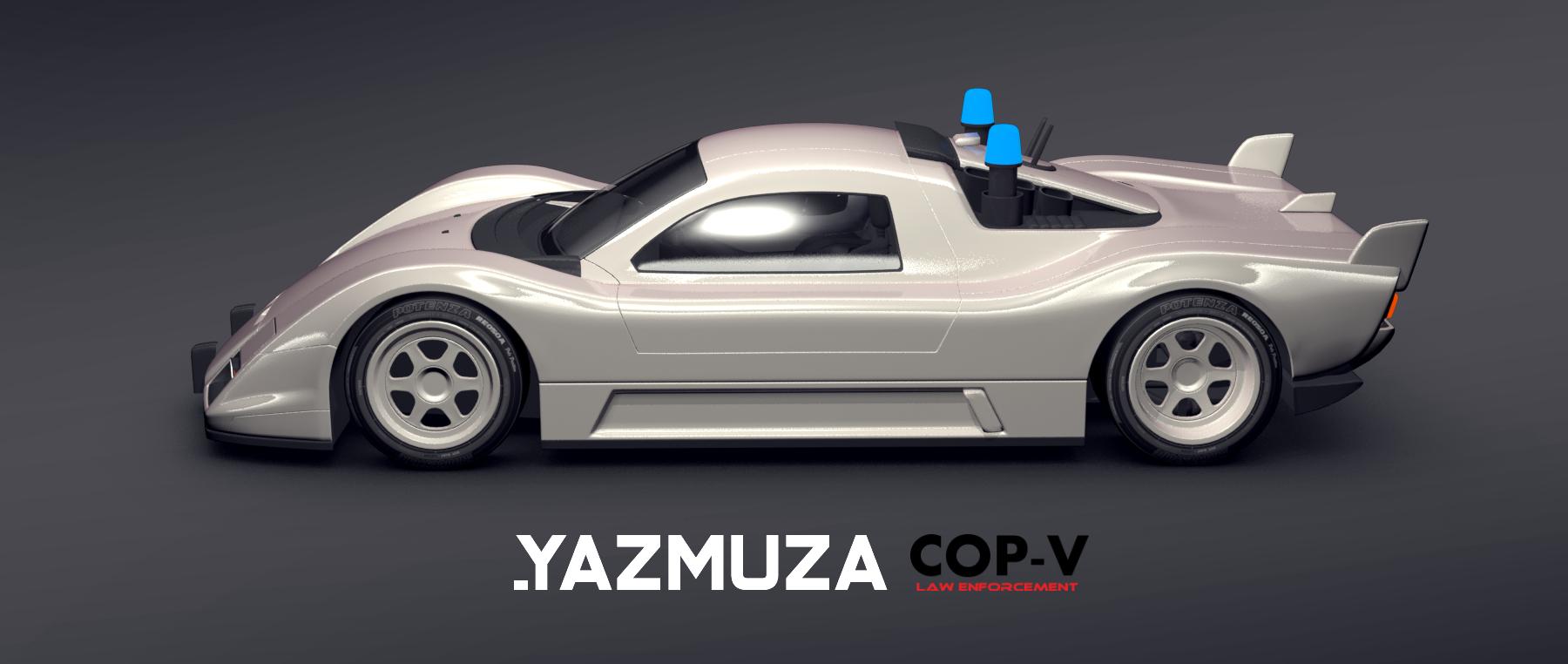 Tashita COP-V Car Render Challenge 2020