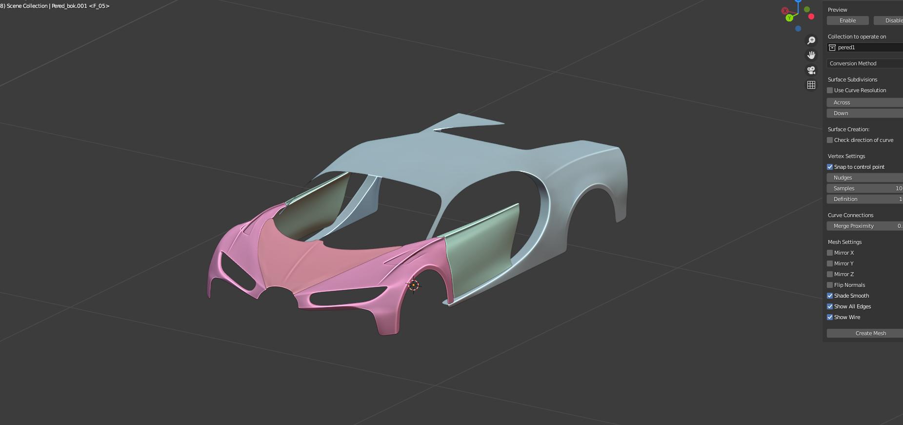 CAR RENDER CHALLENGE 2020 [Bugatti]