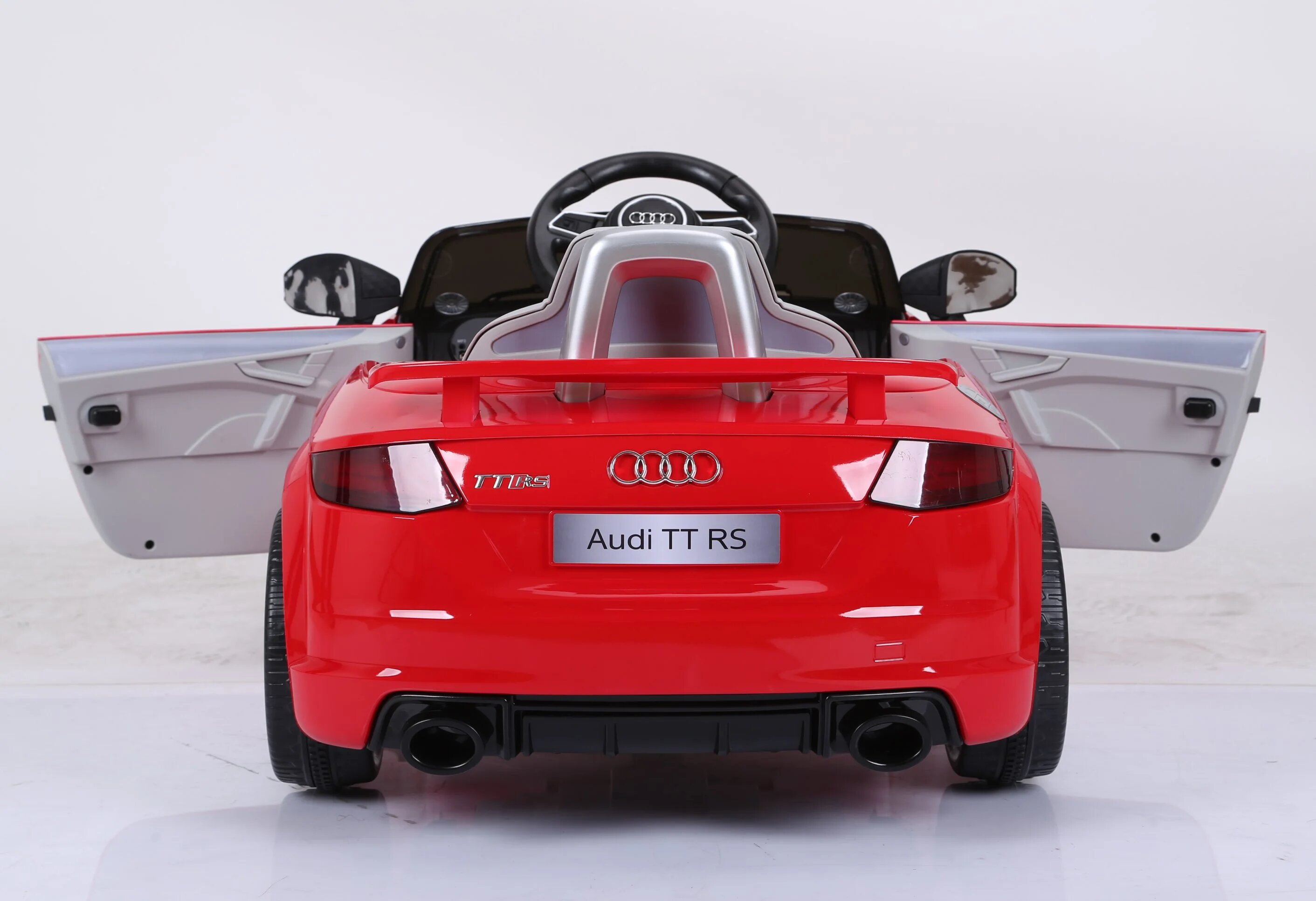 Audi RS Electric Toy Challenge 2020