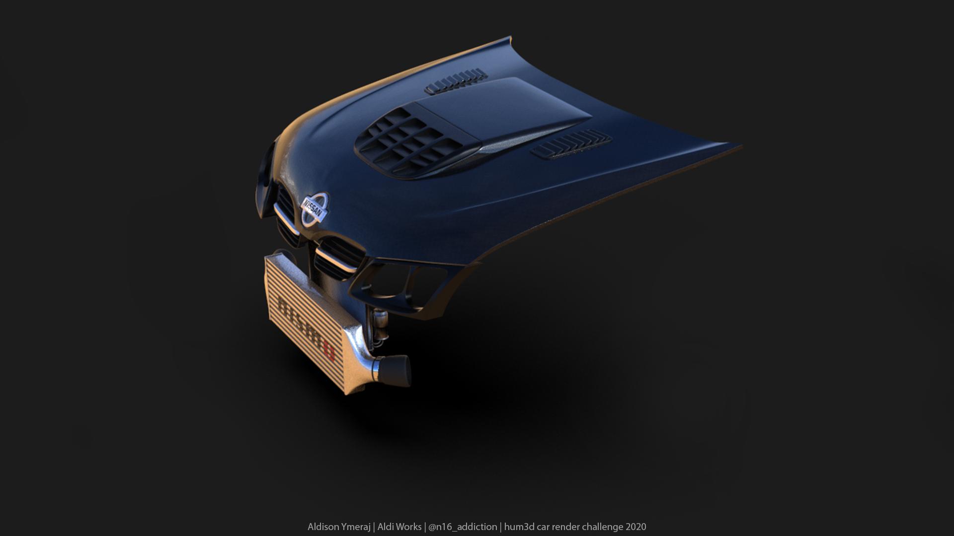 N16 Addiction - Car Render Challenge 2020