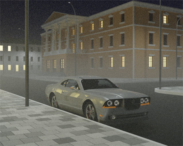 Signum - Car Render Challenge 2020