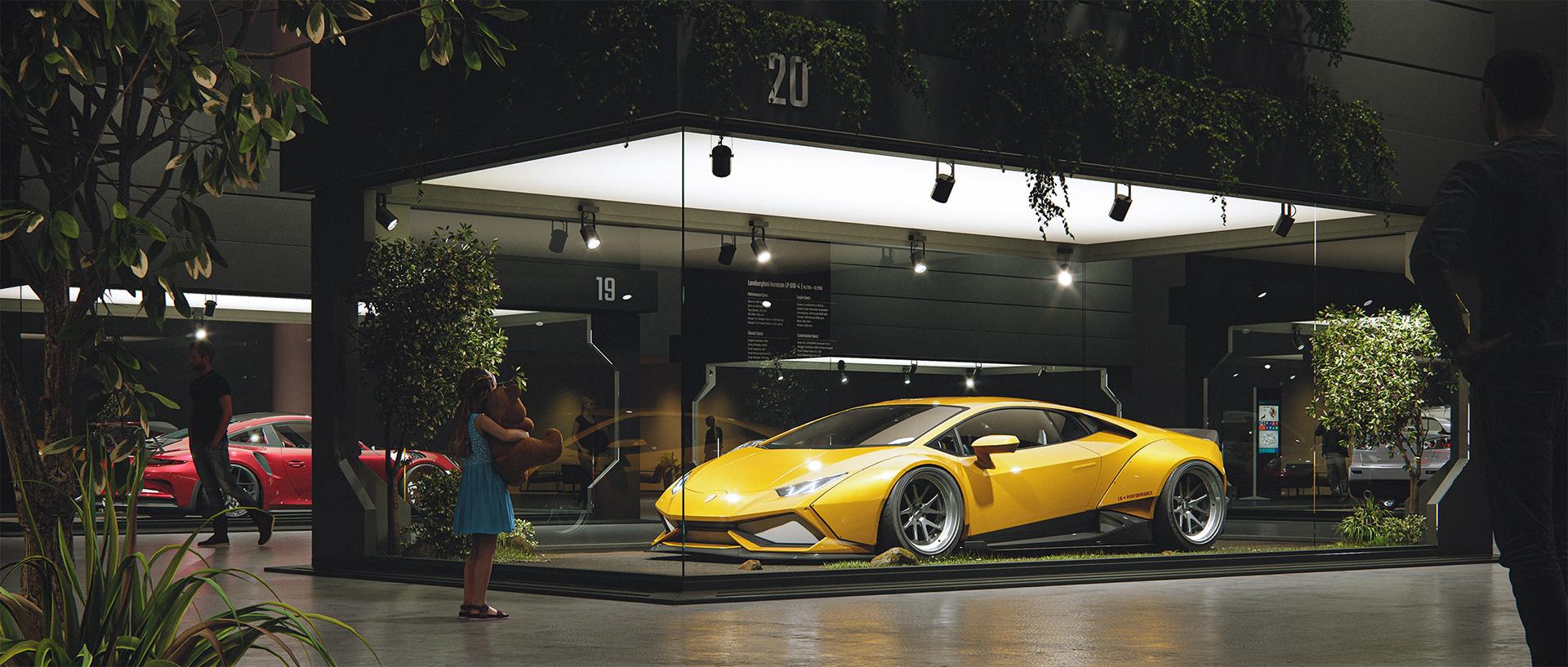 Car Render Challenge 2020 - No title yet